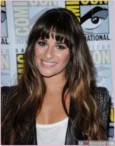 """Glee"" Press Conference At San Diego Comic-Con 2012"